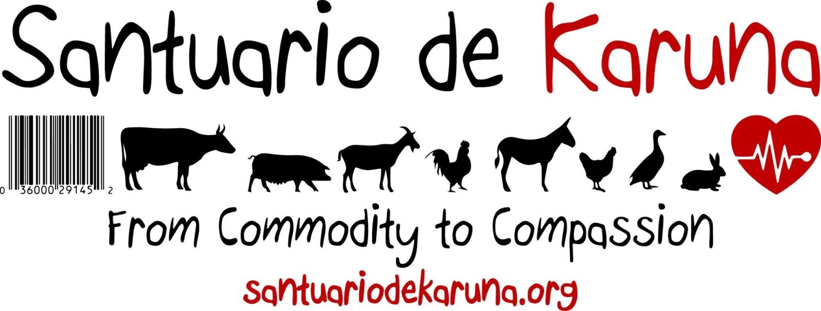 Santuario de Karuna From Commodity to Compassion